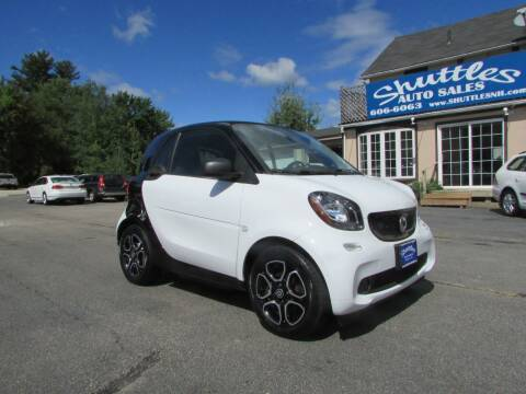 2018 Smart fortwo electric drive for sale at Shuttles Auto Sales LLC in Hooksett NH