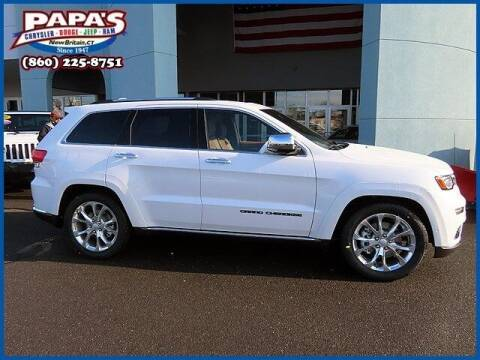 2021 Jeep Grand Cherokee for sale at Papas Chrysler Dodge Jeep Ram in New Britain CT