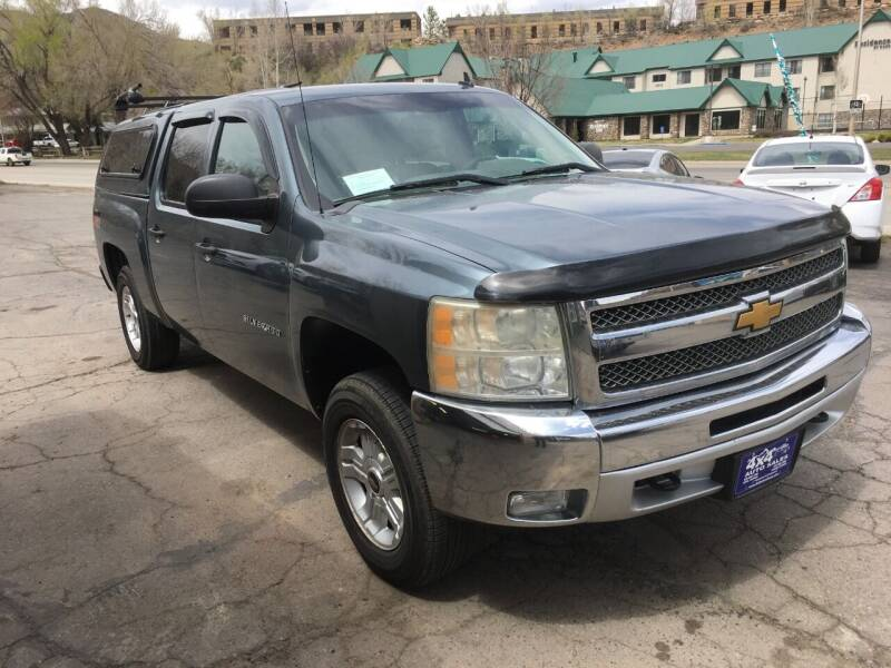 2013 Chevrolet Silverado 1500 for sale at 4X4 Auto Sales in Durango CO