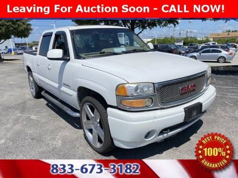 2006 GMC Sierra 1500 for sale at Glenbrook Dodge Chrysler Jeep Ram and Fiat in Fort Wayne IN
