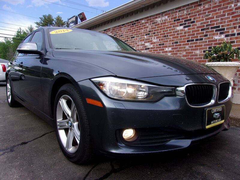 2014 BMW 3 Series for sale at Certified Motorcars LLC in Franklin NH