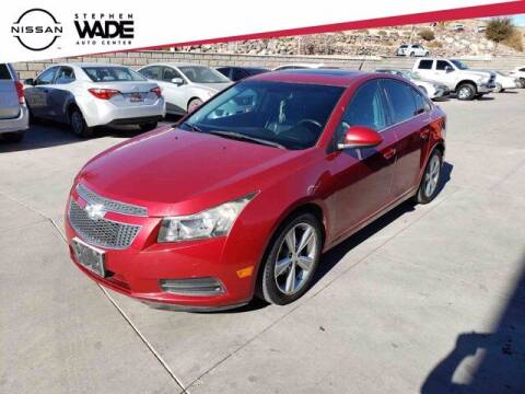 2014 Chevrolet Cruze for sale at Stephen Wade Pre-Owned Supercenter in Saint George UT
