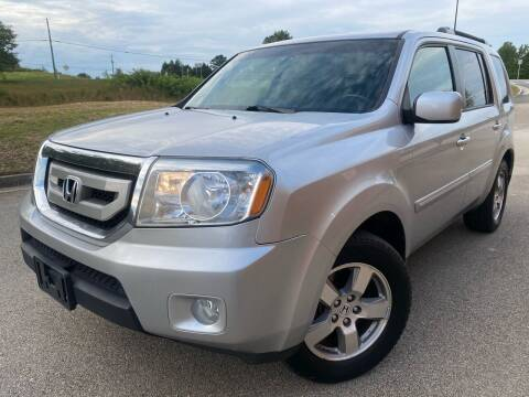 2010 Honda Pilot for sale at Gwinnett Luxury Motors in Buford GA