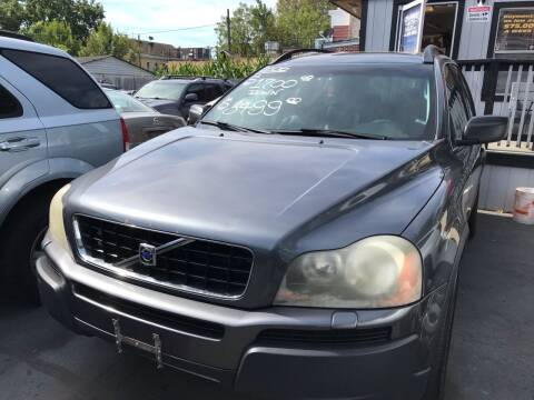 2006 Volvo XC90 for sale at Chambers Auto Sales LLC in Trenton NJ