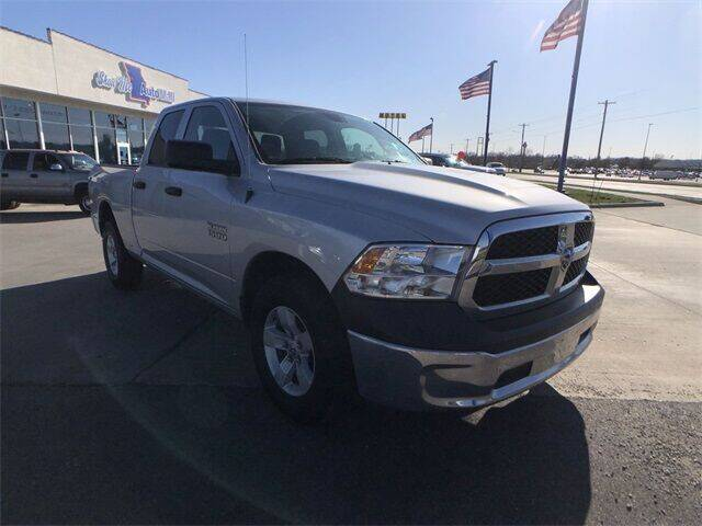 2018 RAM Ram Pickup 1500 for sale at Show Me Auto Mall in Harrisonville MO