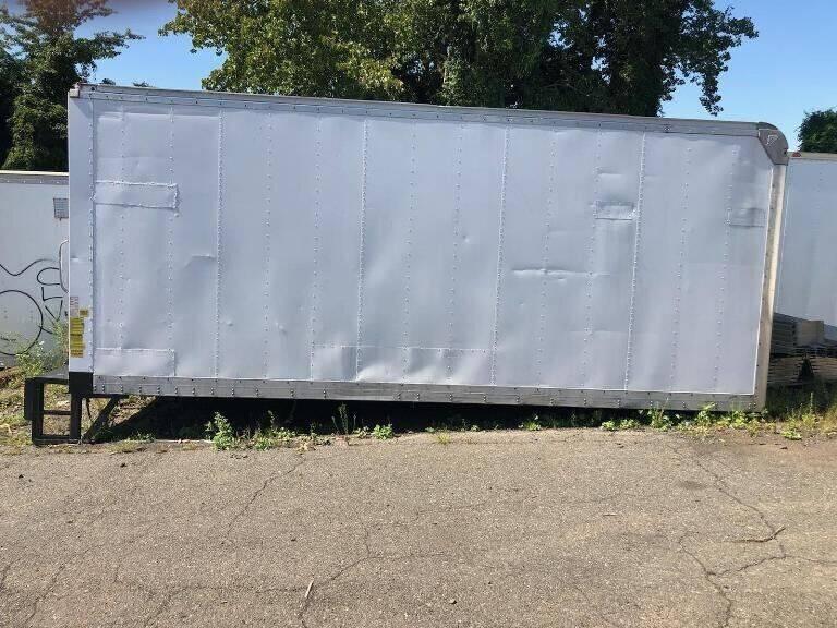 -1 Transglobal-box dry van Y-124  - Hartford CT
