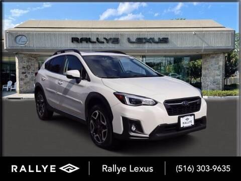 2020 Subaru Crosstrek for sale at RALLYE LEXUS in Glen Cove NY