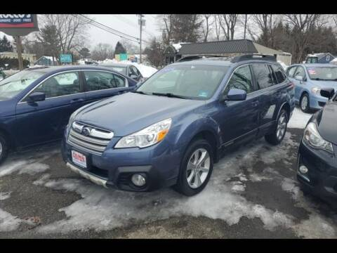 2014 Subaru Outback for sale at Colonial Motors in Mine Hill NJ