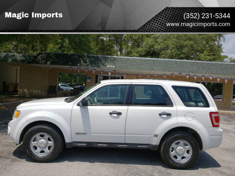 2008 Ford Escape for sale at Magic Imports in Melrose FL