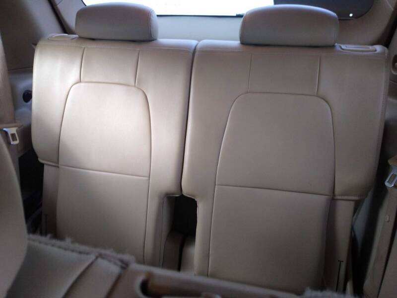 2008 Suzuki XL7 for sale at Jak's Preowned Autos in Saint Joseph MO