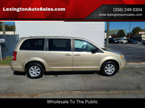 2010 Chrysler Town and Country for sale at LexingtonAutoSales.com in Lexington NC