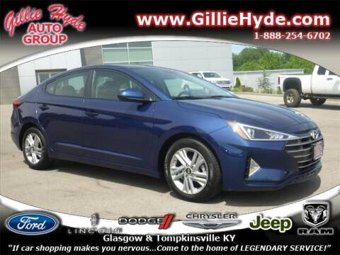 2020 Hyundai Elantra for sale at Gillie Hyde Auto Group in Glasgow KY