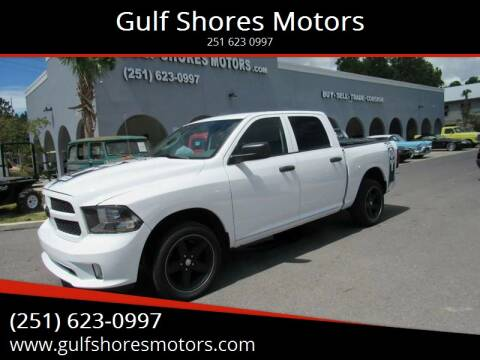 2014 RAM Ram Pickup 1500 for sale at Gulf Shores Motors in Gulf Shores AL