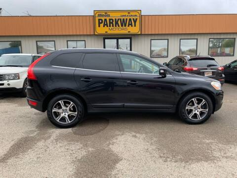 2013 Volvo XC60 for sale at Parkway Motors in Springfield IL