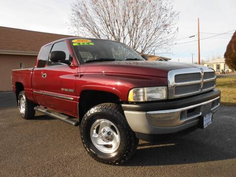 2001 Dodge Ram Pickup 1500 for sale at McKenna Motors in Union Gap WA