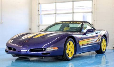 1998 Chevrolet Corvette for sale at Mershon's World Of Cars Inc in Springfield OH