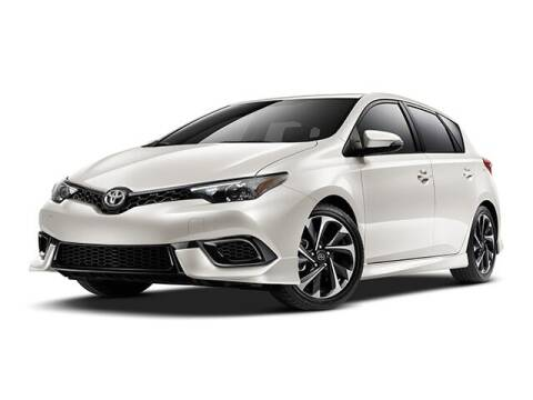 2018 Toyota Corolla iM for sale at SULLIVAN MOTOR COMPANY INC. in Mesa AZ