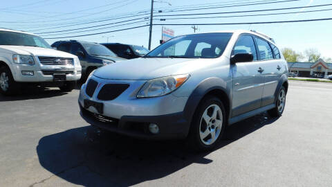2005 Pontiac Vibe for sale at Action Automotive Service LLC in Hudson NY