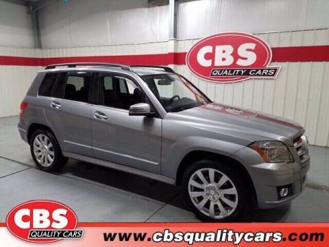 2012 Mercedes-Benz GLK for sale at CBS Quality Cars in Durham NC