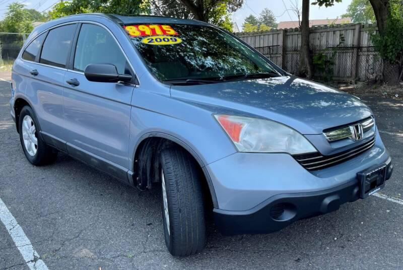 2009 Honda CR-V for sale at Blvd Auto Center in Philadelphia PA
