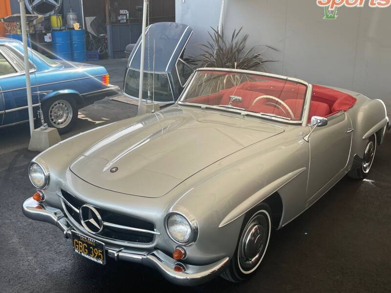 1959 Mercedes-Benz 190-Class for sale in Los Angeles, CA