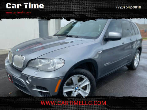 2012 BMW X5 for sale at Car Time in Denver CO