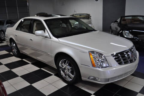 2011 Cadillac DTS for sale at Podium Auto Sales Inc in Pompano Beach FL