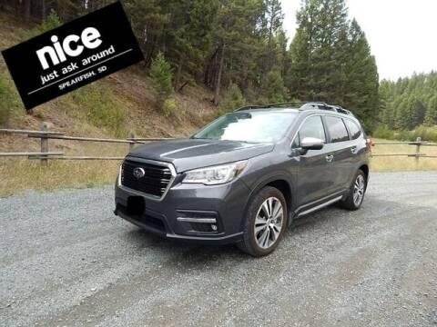 2020 Subaru Ascent for sale at PRESTIGE AUTO SALES in Spearfish SD