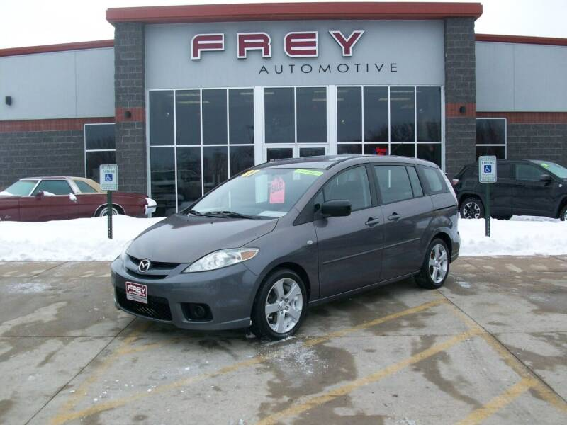 2007 Mazda MAZDA5 for sale at Frey Automotive in Muskego WI