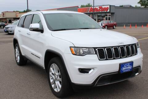 2017 Jeep Grand Cherokee for sale at L & L MOTORS LLC - REGULAR INVENTORY in Wisconsin Rapids WI