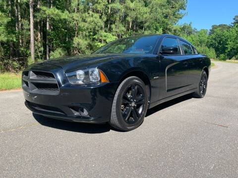 2013 Dodge Charger for sale at Carrera AutoHaus Inc in Clayton NC