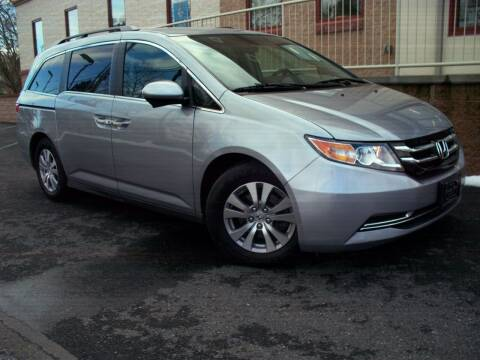 2017 Honda Odyssey for sale at CONESTOGA MOTORS in Ephrata PA