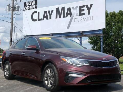 2020 Kia Optima for sale at Clay Maxey Fort Smith in Fort Smith AR