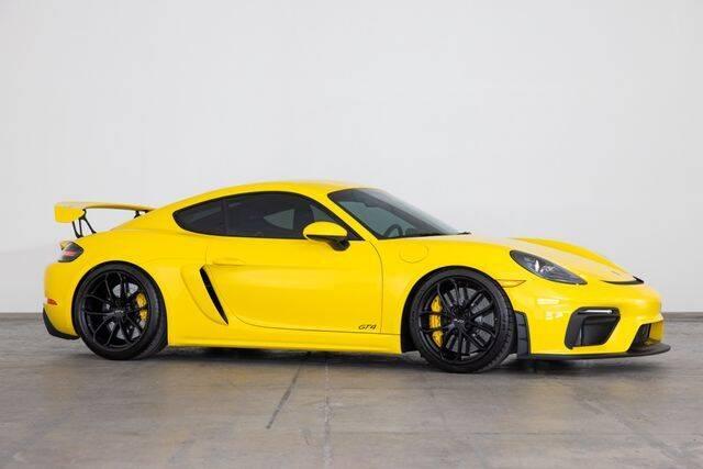 2020 Porsche 718 Cayman for sale in Murrieta, CA