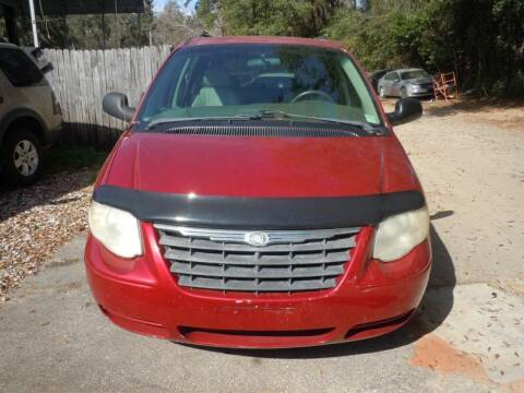 2005 Chrysler Town and Country for sale at First Class Auto Inc in Tallahassee FL