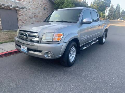 2004 Toyota Tundra for sale at Washington Auto Loan House in Seattle WA