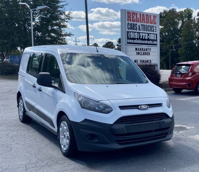 2014 Ford Transit Connect Cargo for sale at Reliable Cars & Trucks LLC in Raleigh NC