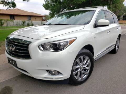 2014 Infiniti QX60 for sale at Auto Brokers in Sheridan CO