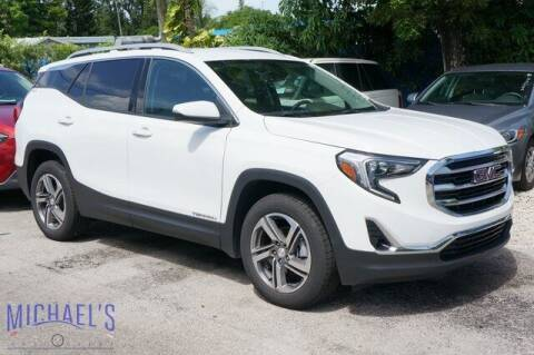 2020 GMC Terrain for sale at Michael's Auto Sales Corp in Hollywood FL