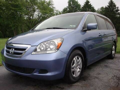 2006 Honda Odyssey for sale at Jay's Auto Sales Inc in Wadsworth OH