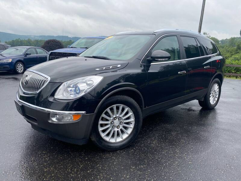2012 Buick Enclave for sale at Pine Grove Auto Sales LLC in Russell PA