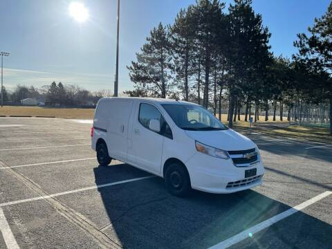 2015 Chevrolet City Express Cargo for sale at Prime Auto Sales in Rogers MN