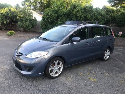 2010 Mazda MAZDA5 for sale at Elwan Motors in West Long Branch NJ