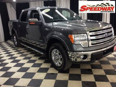 2014 Ford F-150 for sale at SPEEDWAY AUTO MALL INC in Machesney Park IL
