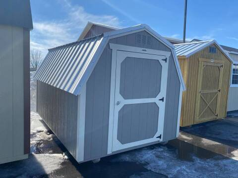 2021 Old Hickory Buildings 8x12 Economy Barn for sale at Cannon Falls Auto Sales in Cannon Falls MN