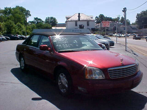 2000 Cadillac DeVille for sale at Bates Auto & Truck Center in Zanesville OH