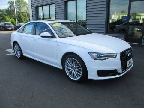 2016 Audi A6 for sale at MC FARLAND FORD in Exeter NH