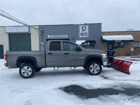 2008 Dodge Ram Pickup 1500 for sale at 57 AUTO in Feeding Hills MA