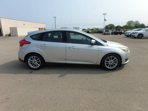 2015 Ford Focus for sale at BLACKWELL MOTORS INC in Farmington MO