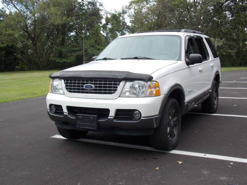2004 Ford Explorer for sale at Your Choice Auto Sales in North Tonawanda NY